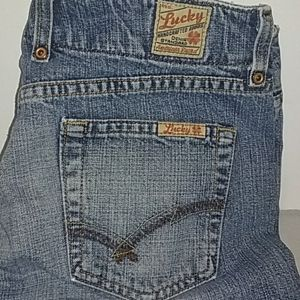 Lucky Jeans size 4/27